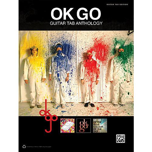 Alfred Ok Go Guitar TAB Anthology