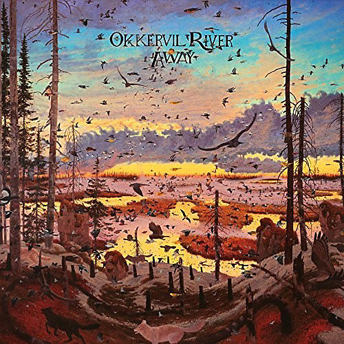 Alliance Okkervil River - Away