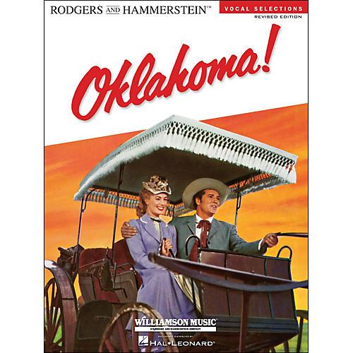 Hal Leonard Oklahoma Vocal Selection Revised arranged for piano, vocal, and guitar (P/V/G)