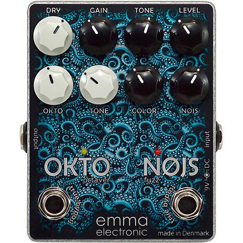 Emma Electronic Okto Nojs Analog Octave