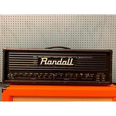 Randall Ola Englund Signature Satan Tube Guitar Amp Head