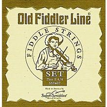 Old Fiddler Violin Strings D, Medium 4/4 Size
