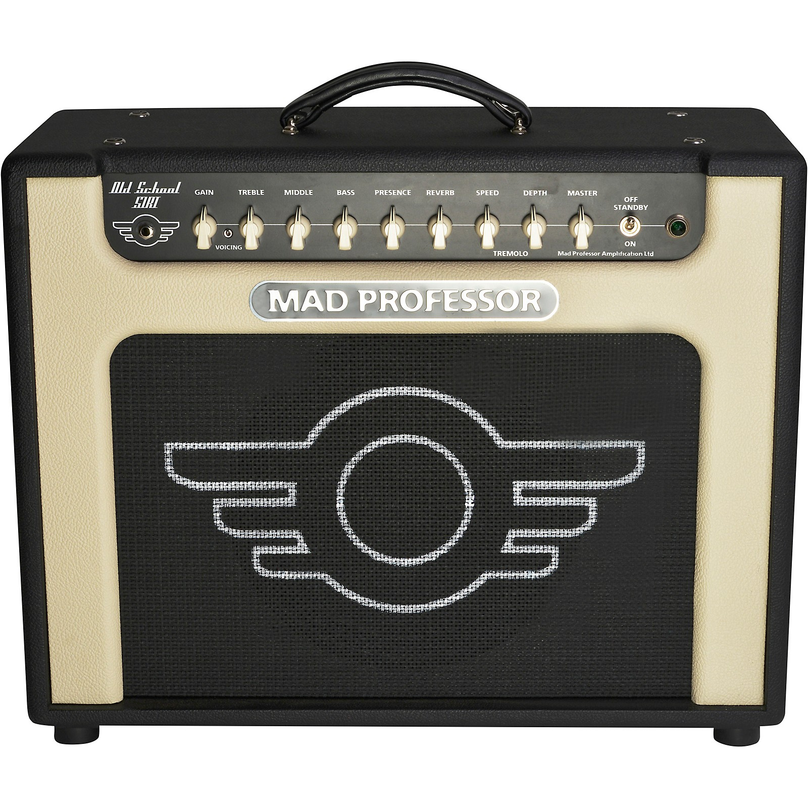 Mad Professor Old School 51 RT-1x12 51W 1x12 Tube Guitar Combo Amp