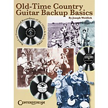 Centerstream Publishing Old Time Country Guitar Backup Basics Book