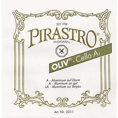 Pirastro Oliv Series Cello String Set