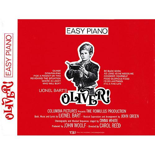 TRO ESSEX Music Group Oliver! Richmond Music ¯ Folios Series
