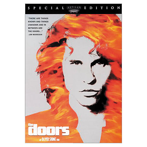 Music CD Oliver Stone's The Doors Special Edition (DVD)