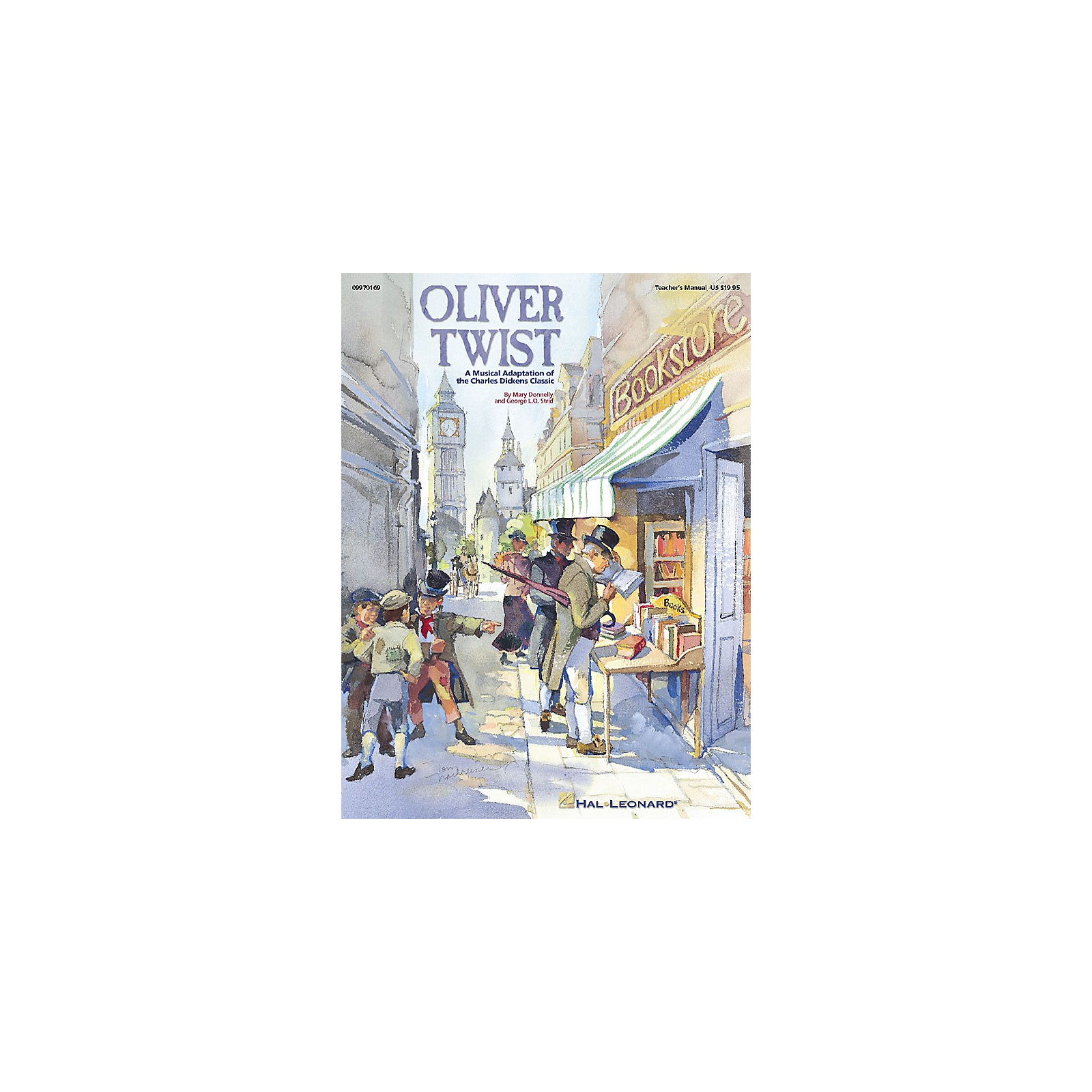 Hal Leonard Oliver Twist - A Musical Adaptation of the Charles Dickens Classic (Musical) ShowTrax CD by Billingsley