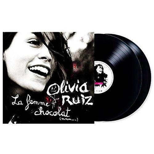 Alliance Olivia Ruiz - La Femme Chocolat