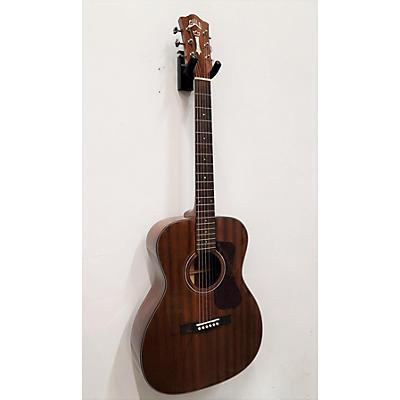 Guild Om-120 Acoustic Guitar