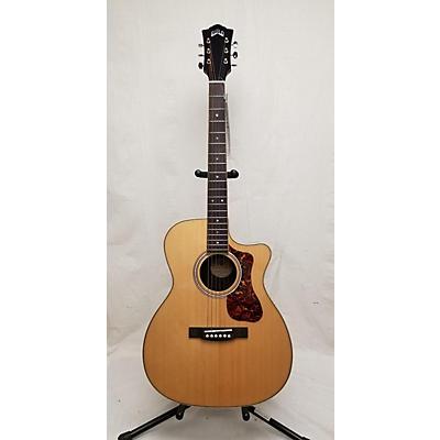 Guild Om250ce Reserve Acoustic Electric Guitar