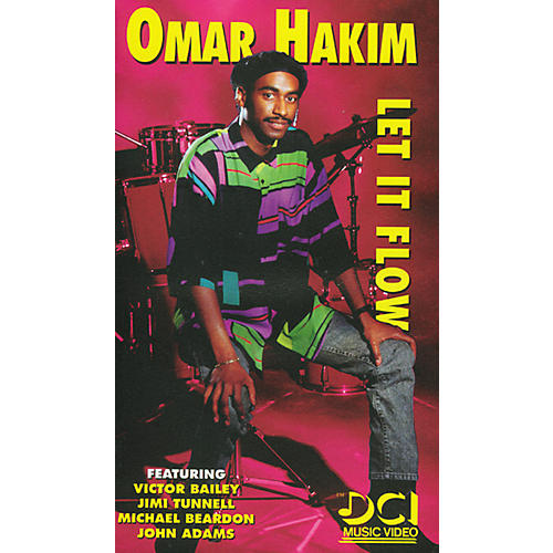 Alfred Omar Hakim Let It Flow Video
