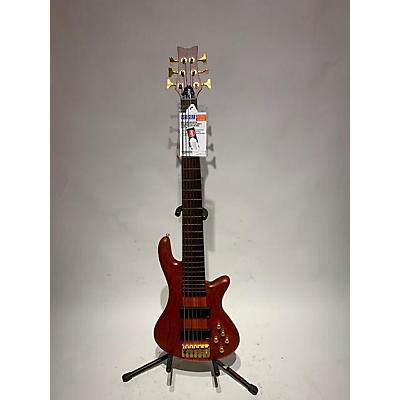 Schecter Guitar Research Omen Extreme 4 String Electric Bass Guitar