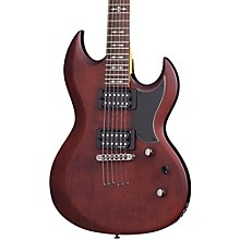 Omen S-II Electric Guitar Walnut Stain