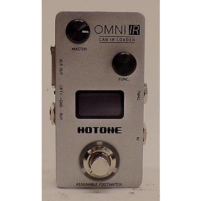 Hotone Effects Omni IR Pedal