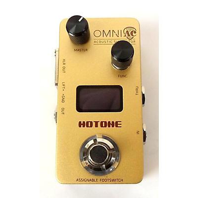 Hotone Effects Omniac Effect Pedal