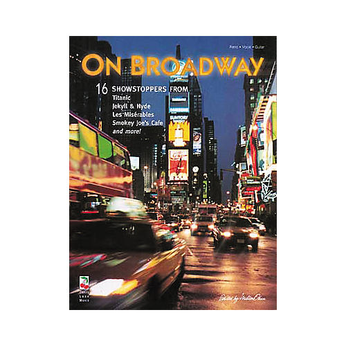 Cherry Lane On Broadway (Songbook)
