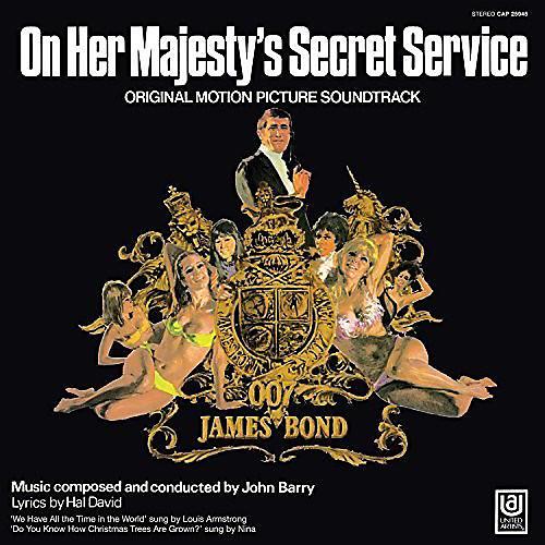 Alliance On Her Majesty's Secret Service (Original Soundtrack)