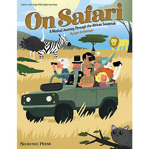 Hal Leonard On Safari Performance/Accompaniment CD Composed by Lynn Zettlemoyer