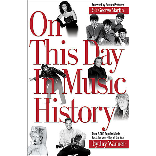 Hal Leonard On This Day In Music History