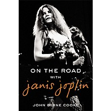 Penguin Books On the Road with Janis Joplin Hardcover Book
