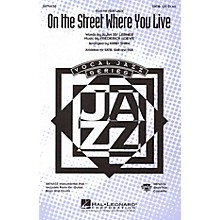 Hal Leonard On the Street Where You Live (from My Fair Lady) SSA Arranged by Kirby Shaw