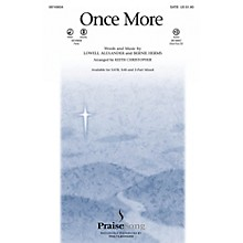 PraiseSong Once More CHOIRTRAX CD Arranged by Keith Christopher