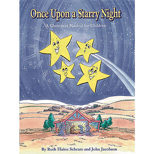 Hal Leonard Once Upon A Starry Night - Preview CD