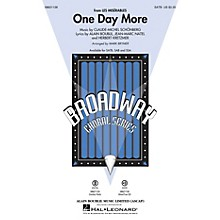 Hal Leonard One Day More (from Les Misérables) SATB arranged by Mark Brymer
