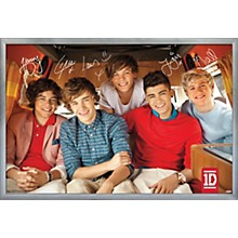 Trends International One Direction - Bus Poster