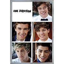 Trends International One Direction - Class Poster