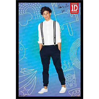 Trends International One Direction - Louis Pop Poster
