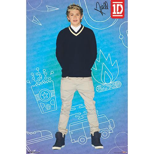 Trends International One Direction - Niall Pop Poster Premium Unframed
