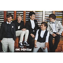 Trends International One Direction - Style Poster