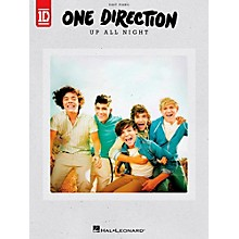 Hal Leonard One Direction - Up All Night for Easy Piano