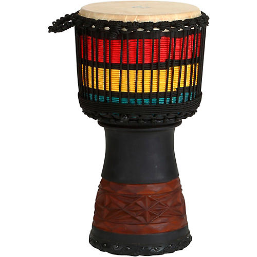 X8 Drums One Love Master Series Djembe 10 x 20 in.