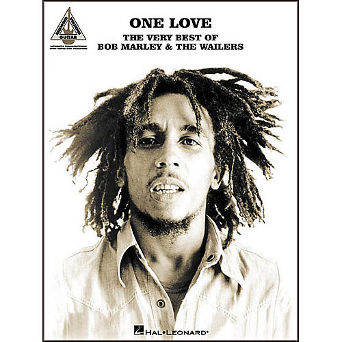 Hal Leonard One Love: The Very Best of Bob Marley and The Wailers Guitar Tab Book