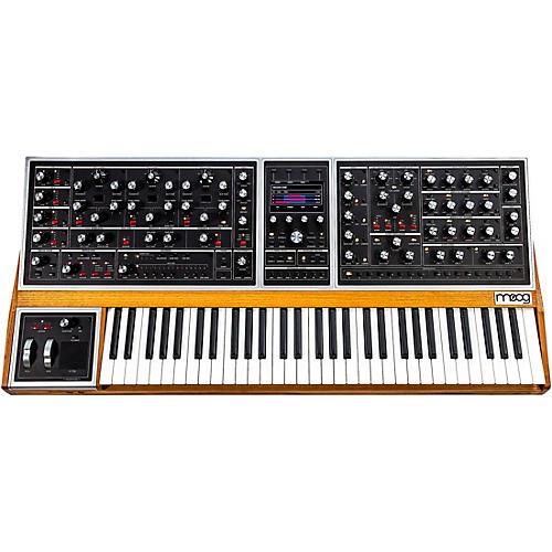 Moog One Polyphonic Analog Synthesizer 8 Voice