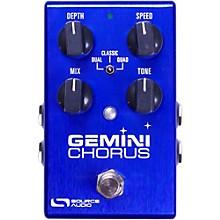 Open BoxSource Audio One Series Gemini Chorus Guitar Pedal