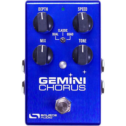 Source Audio One Series Gemini Chorus Guitar Pedal
