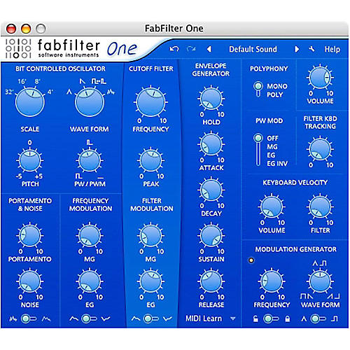 FabFilter One