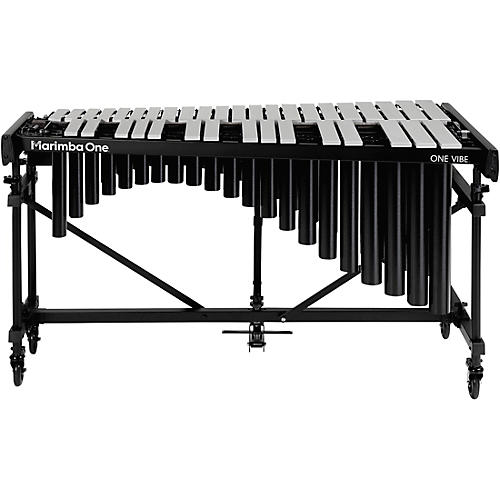 Marimba One One Vibe 3 Octave Vibraphone A442 Silver Bars Concert Frame without Motor