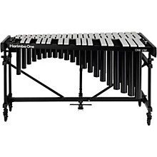 One Vibe A440 Vibraphone Silver Bars Concert Frame with Motor