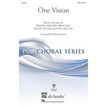 De Haske Music One Vision SATB arranged by Philip Lawson