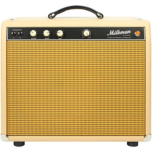 Milkman Sound One Watt Plus 10W 1x12 Tube Guitar Combo Amp