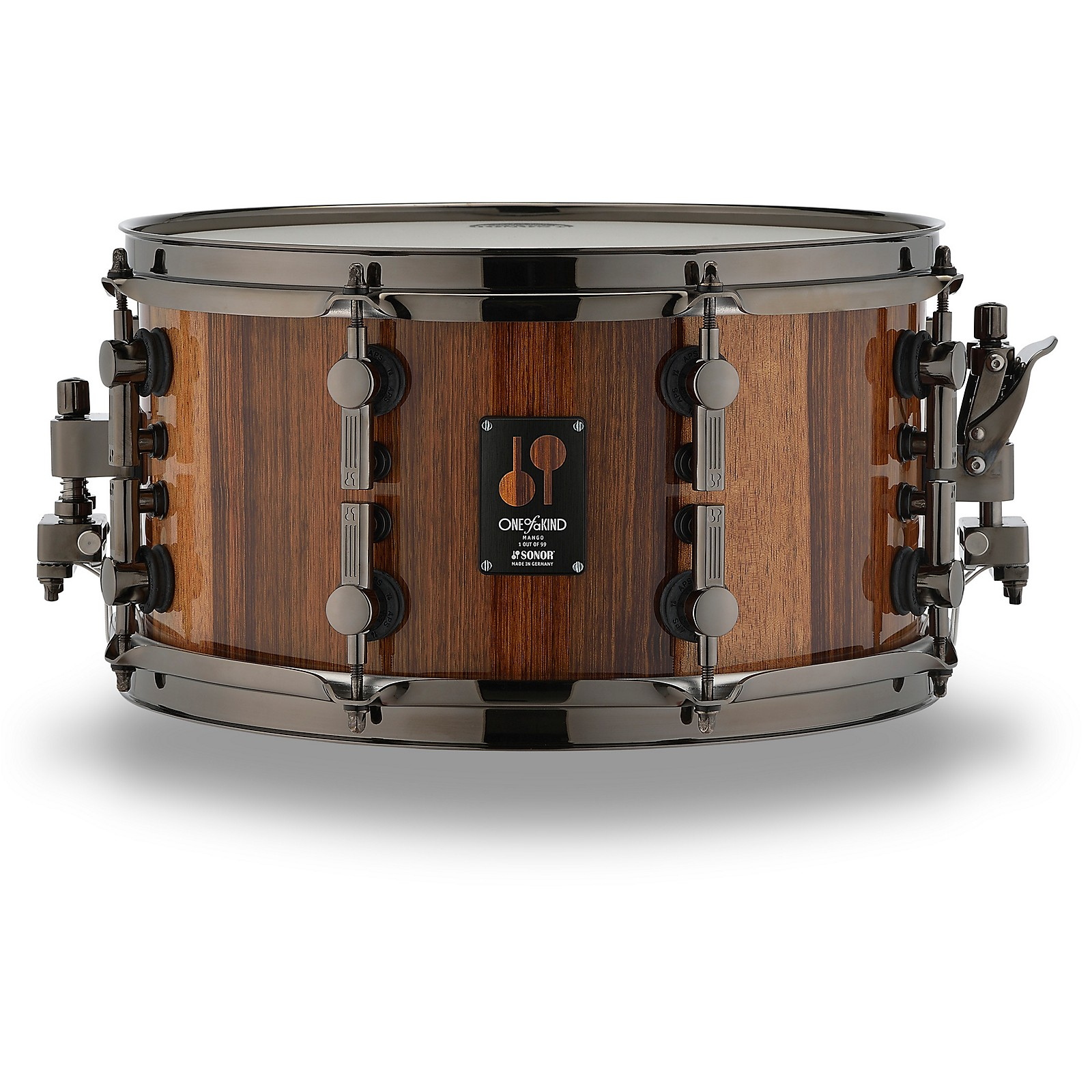 Sonor One of a Kind Mango Edition Maple/Beech/Maple Snare Drum