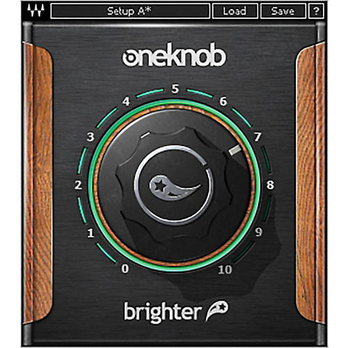 Waves OneKnob Brighter Native/SG Software Download
