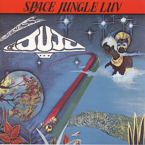 Alliance Oneness of Juju - Space Jungle Luv