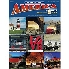 Hal Leonard Only in America (Choral Medley) (# 1 Hits Made in the U.S.A.) SAB Singer Arranged by Mac Huff