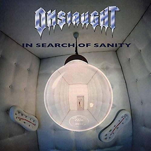 Alliance Onslaught - In Search Of Sanity